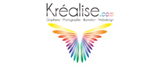 Kréalise.com – Portfolio Graphisme -