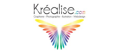 Kréalise.com - Portfolio Graphisme